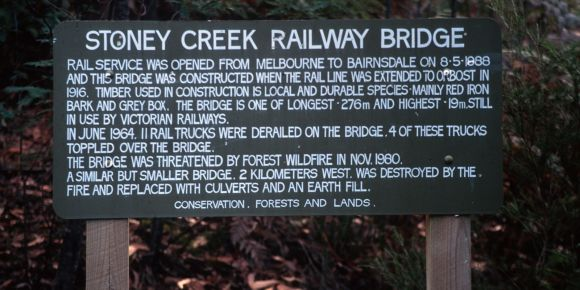 Stoney Creek Trestle
