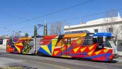 B2.2006 Melbourne 2019 Art Tram #5/8