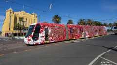C2.5111 Melbourne 2019 Art Tram #4/8