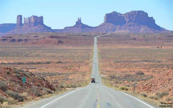 Monument Valley (the iconic view)