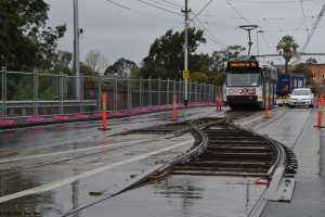 Riversdale Junction Rebuild
